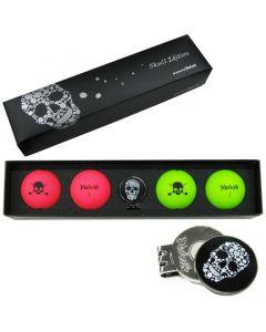 Bóng golf Volvik 2nd Skull Edition