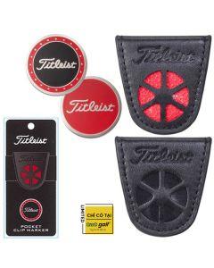Ball marker Golf Titleist Pocket Clip