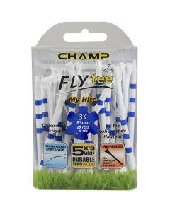 Champ Fly Tee 3-1/4  My Height 25P