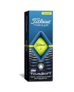 Bóng Titleist Tour Soft (Vàng)